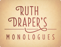Post image for Los Angeles Theater Review: RUTH DRAPER'S MONOLOGUES (Geffen Playhouse)