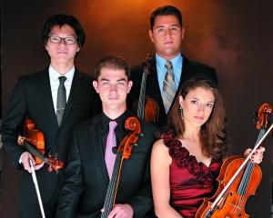 Dover Quartet - photo by Al Torres