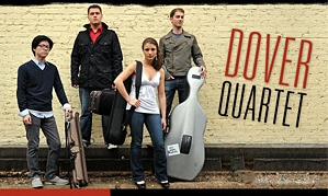 Post image for Los Angeles Music Preview: DOVER QUARTET (The Da Camera Society at Artemesia Estate)