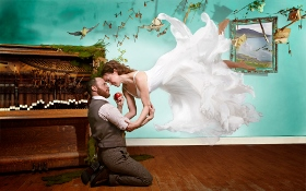 Post image for Chicago Theater Review: IN THE GARDEN: A DARWINIAN LOVE STORY (Lookingglass)