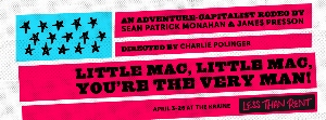 Post image for Off-Off-Broadway Theater Review: LITTLE MAC, LITTLE MAC, YOU'RE THE VERY MAN! (Less Than Rent at the Kraine Theater)