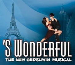 Post image for Los Angeles Theater Preview: 'S WONDERFUL: THE NEW GERSHWIN MUSICAL (Musical Theatre West)