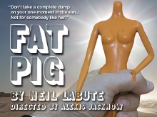 Post image for Los Angeles Theater Review: FAT PIG (Hudson)