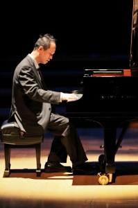 Pianist Rueibin Chen.
