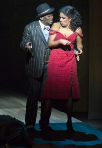 "Kingsley Leggs and Alicia Hall Moran in ""The Gershwins' Porgy and Bess"" National Tour"