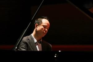 Rueibin Chen, pianist