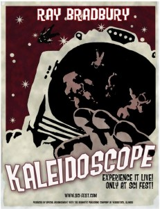 Kaleidoscope Poster from Sci-Fest