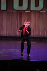 11-year old tap phenomenon, Luke Spring