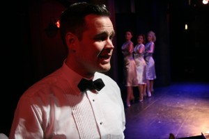 William Lucas, Jordan Yentz, Casi Maggio, Sarah Larson in A Musical Tribute to the Andrews Sisters at Theo Ubique.