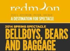 Post image for Chicago Theater Review: BELLBOYS, BEARS AND BAGGAGE (Redmoon)