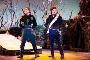 Cameron Sczempka & Tim Martin Gleason are The Princes in 3-D Theatricals' INTO THE WOODS.
