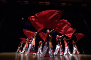 Cirque Shanghai - WARRIORS, Opening Wushu