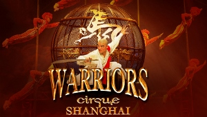 Post image for Theater Review: CIRQUE SHANGHAI: WARRIORS (Pepsi Skyline Stage on Navy Pier)