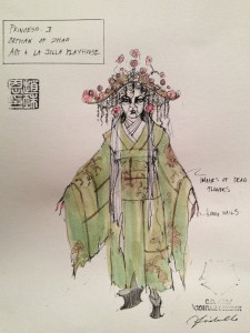 Orphan of Zhao Costume Design