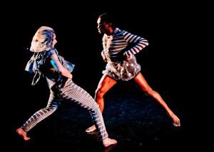 From Nina McNeely's DEMIGODS by L.A. Contemporary Dance Company - photo by Taso Papadakis.