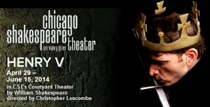 Post image for Chicago Theater Review: HENRY V (Chicago Shakespeare Theater)