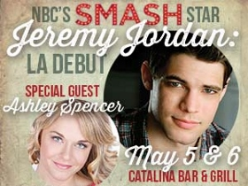 Post image for Cabaret Review: JEREMY JORDAN: BREAKING CHARACTER (Catalina Bar & Grill in Hollywood)