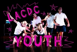 Post image for Los Angeles Dance Review: YOUTH (L.A. Contemporary Dance Company at Club Fais Do Do)