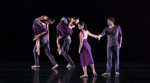 MENDELSSOHN-INCOMPLETE by the Jessica Lang Dance company photo by Sharen Bradford