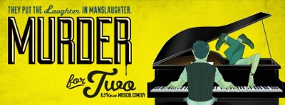Post image for Off-Broadway Theater Review: MURDER FOR TWO (New World Stages)