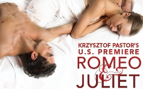 Post image for Chicago Dance Review: ROMEO AND JULIET (Joffrey Ballet at Auditorium Theatre)