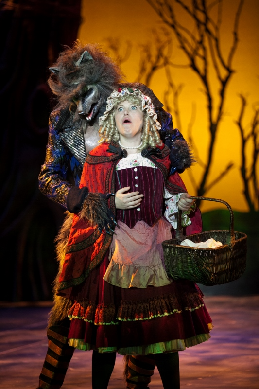 a review of the play into the woods Into the woods is a film directed by rob marshall  critics' reviews  'into the woods' () infuses new vitality into the tired marketing concept of.