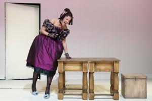 Zoë Winters (Dora) in Branden Jacobs-Jenkins' AN OCTOROON at SoHo Rep.