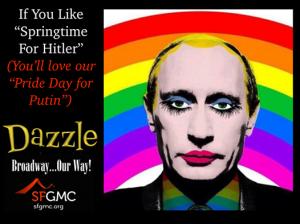 """""""DAZZLE: Broadway…Our Way!"""" San Francisco Gay Men's Chorus"""