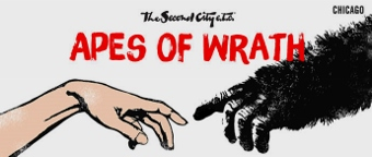 Post image for Chicago Theater Review: APES OF WRATH (The Second City e.t.c. at Piper's Alley)
