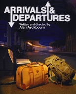 Post image for Off-Broadway Theater Review: ARRIVALS AND DEPARTURES (written and directed by Alan Ayckbourn, 59E59 Theaters)