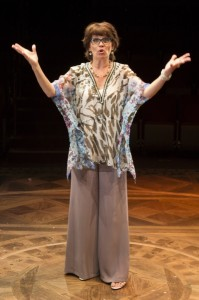 Beth Leavel as Doris
