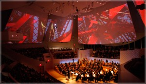 Four Sea Interludes at the New World Symphony