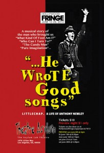 ...HE WROTE GOOD SONGS - Poster
