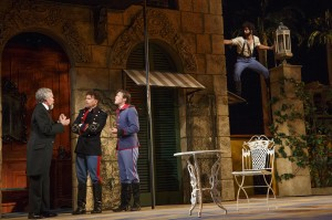 """Much Ado About Nothing"" at The Public Theater/Delacorte Theater"