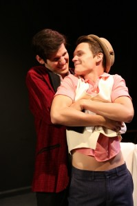 Philip Orazio, Grant Jordan in THE IMPORTANCE OF BEING EARNEST.