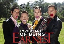 Post image for Los Angeles Theater Review: THE IMPORTANCE OF BEING EARNEST (Queer Classics at Actors Company)