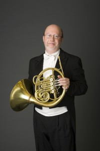 ROBERT WARD on horn