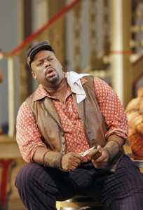 SF Opera's production of SHOW BOAT. Morris Robinson (Joe).