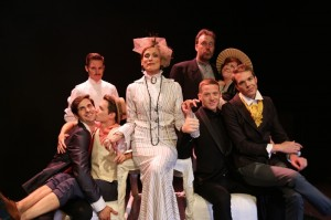 The Company in THE IMPORTANCE OF BEING EARNEST.