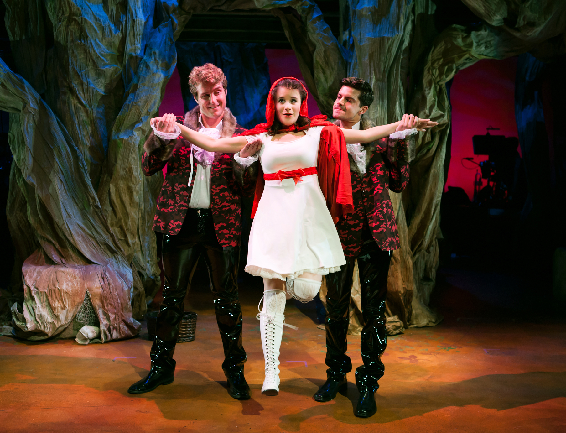 "Stage and Cinema's Preview of ""Into the Woods"" by San Francisco Playhouse."