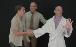 """First Elders"" by David LeBarron; APT 3F, part of the Hollywood Fringe Festival"