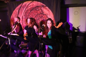 MILLION DOLLAR HAIR – A COMEDY TRIBUTE CONCERT - Lost Moon Radio at the Hollywood Fringe Festival.