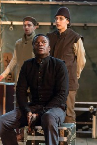 """HAMLET"" Shakespeare's Globe World Tour Production."