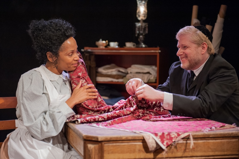 Stage And Cinema Review Intimate Apparel By Lynn