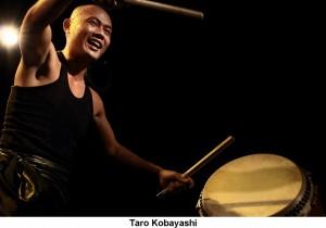Taro Kobayashi - photo by Ayako Takano