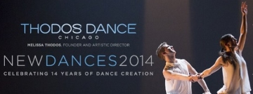 Post image for Chicago Dance Review: NEW DANCES 2014 (Thodos Dance Chicago)