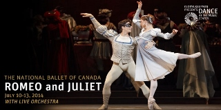 Post image for Los Angeles Dance Review: ROMEO AND JULIET (National Ballet of Canada)