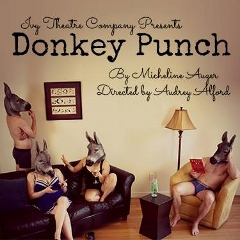 Post image for Off-Broadway Theater Review: DONKEY PUNCH (Ivy Theatre Company at SoHo Playhouse)