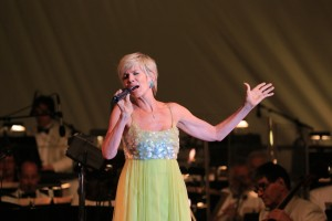 Debby Boone in HOORAY FOR HOLLYWOOD with the Pasadena POPS and Michael Feinstein, Aug 16, 2014.