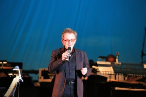 Paul Williams in HOORAY FOR HOLLYWOOD with the Pasadena POPS and Michael Feinstein, Aug 16, 2014.